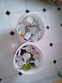 Mugs Job lot