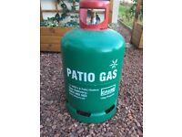 Patio / bbq Calor Gas Bottle .