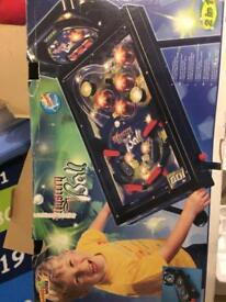 Kids pinball machine
