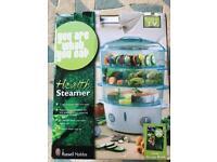 Health Steamer brand new
