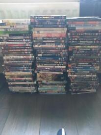 DVD/games job lot