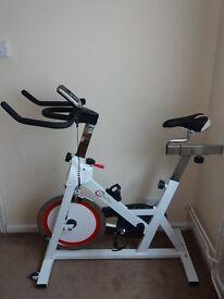 L@@K Training Bike - Triathlon Bars - 18kg Flywheel L@@K
