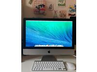"iMac 21.5"" Late 2013 (Slim) - 8GB Ram - 1TB Hard Drive - 2.7 GHz Quad Core i5"