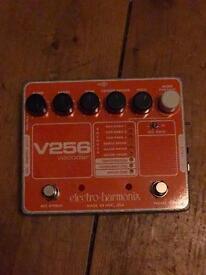 Electro-harmonix v256 vocoder pedal £140