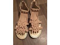 Sandals x2 Girls Size 2