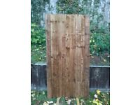 NEW HEAVY DUTY SIDE GATE, 1.8cm HIGH x 76cm WIDE £60, FREE DELIVERY IN KENT