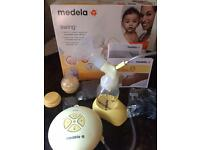 Medela electric swing Brest pump