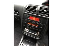 JVC radio cassette flip-top for sale