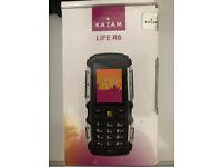 KAZAM Life R6 mobile phone - New in sealed box