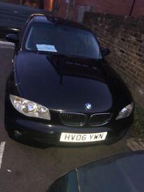 BMW diesal black