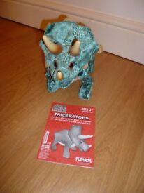 Playskool Triceratops