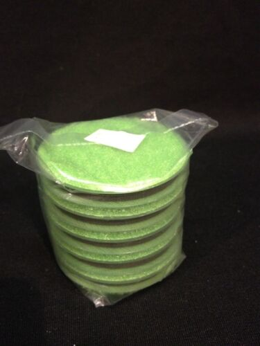 10pcs RTI ECO ELM Lt.Green #3 Sanding Pads Double-Sided OEM Factory