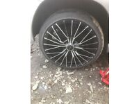 Alloy wheels for sale 4x108 fit ford Citroen pug etc