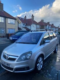 image for Vauxhall, ZAFIRA, MPV, 2007, Other, 1910 (cc), 5 doors