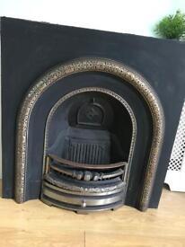 Fireplace surround - cast iron Gallery Lytton model