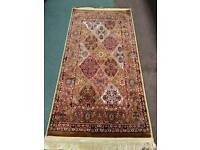 Persian style Gold Rug