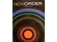New Order 12 inch single - Blue Monday 1988