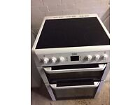 Beko Electric Double Oven for sale
