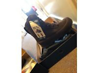 Army issued boots