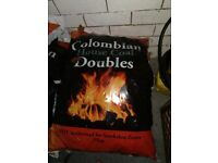 Colombian House Coal 150 kilo (6x25kg bags) ONLY £55.