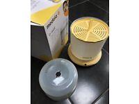 Medela breast pump and steam steriliser