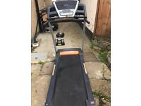 Pro form semi commercial treadmill