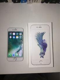 IPHONE 6S 32GB (3 NETWORK) SILVER