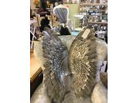 Large wings for hanging on the wall