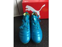 Puma One 17.1 Soft Ground SG Football Boots Size 6.5 Brand New **RRP £120**