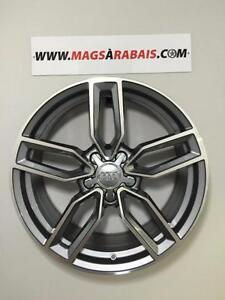 Mags 19 '' Audi Hiver disponible avec pneus