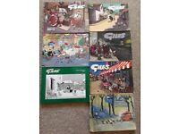 Giles Sunday Express & Daily Express Cartoon Books, £30