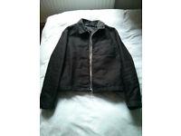 Helmut Lang Jeans vintage men's jacket bomber M