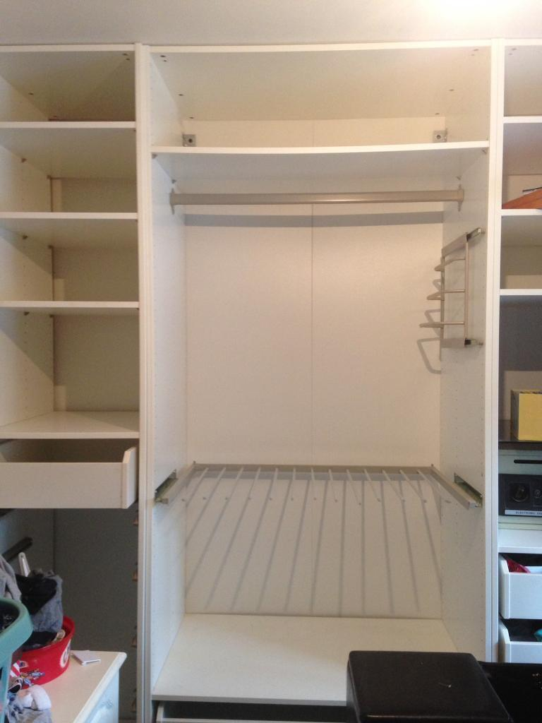 Ikea fitted wardrobes  in Stanley County Durham  Gumtree