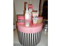 """Soap & Glory 5 products inside limited edition """"Big Thrill"""" barrel"""