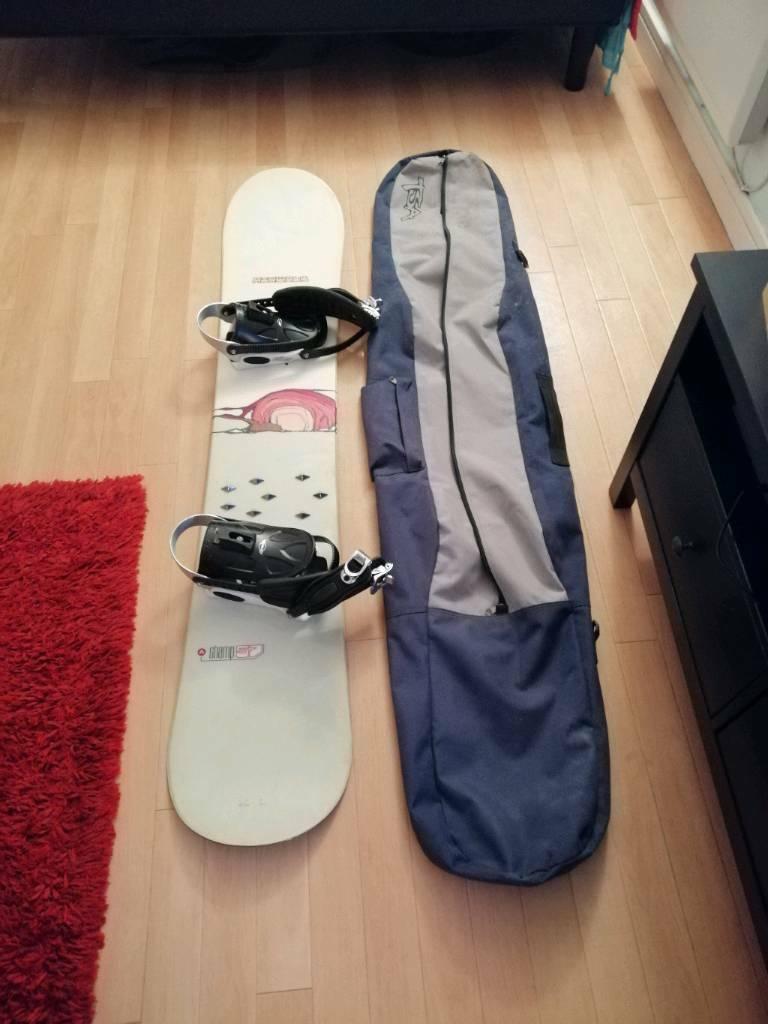 51d3299b9ea2 Airwalk Champ Snowboard