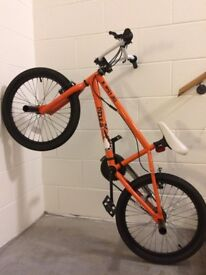 BMX with PEGS
