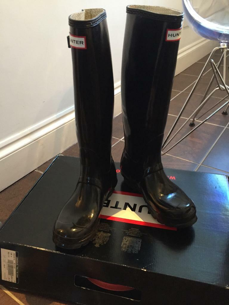 a705e09bff Hunter Wellies UK 4 EU 37 | in Ealing Broadway, London | Gumtree