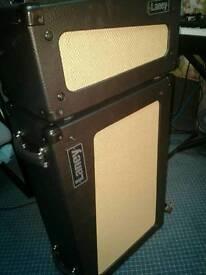 Laney Cub 15w guitar amp & 2x12 cabinet