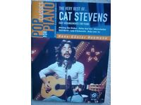 Cat Stevens - Easy Piano arrangements of his popular songs