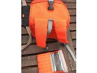 Black PacaPod Portland Changing Bag RRP £130