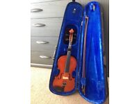Stentor 3/4 violin and case