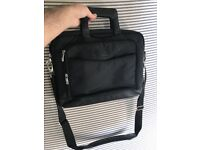 Laptop Bag, Dell, quality bag, black, good condition