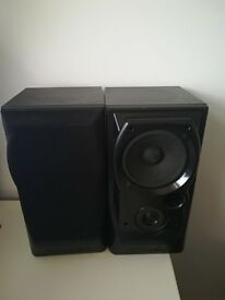 Mission 730 2 WAY Reflex Loaded Speakers