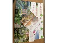Garden Illustrated 9 Issues 2017
