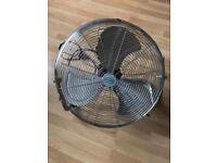 Powerstar Electrical Fan almost new