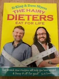 4 x Hairy Bikers Cook books