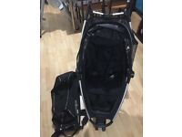 Quinny zapp stroller with travel bag