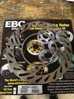 EBC Rear Brake Rotor Honda CR125 CR250 EBC MD6124D