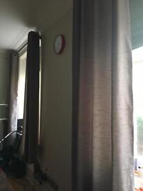 Lovely John Lewis grey curtains