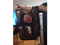 RDX-Weighted-Vest-Gym-Jacket- 12 kg -leather